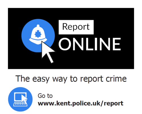 How to make a police report online uk